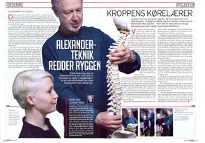 ALEXANDERTEKNIK REDDER RYGGEN